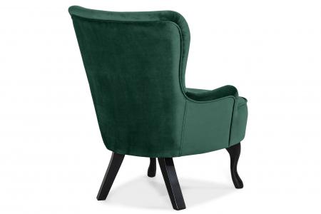 Fotoliu Diana 3H, Verde inchis, 59x84x58 cm3