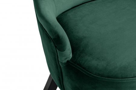 Fotoliu Diana 3H, Verde inchis, 59x84x58 cm5