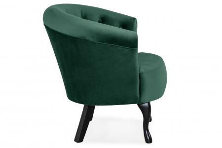 Fotoliu Mada, Verde inchis, 69xx74x65 cm2