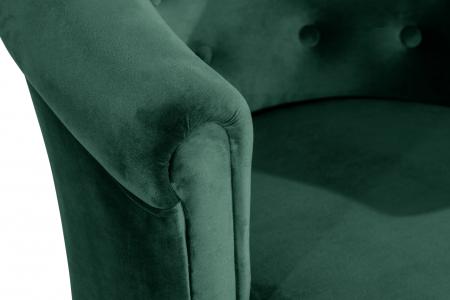 Fotoliu Mada, Verde inchis, 69xx74x65 cm5