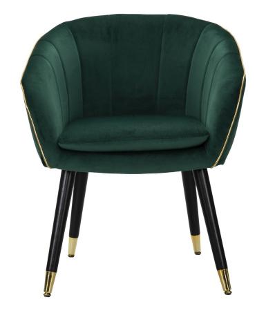 Fotoliu PARIS, verde, 62X58X78 cm, Mauro Ferretti1