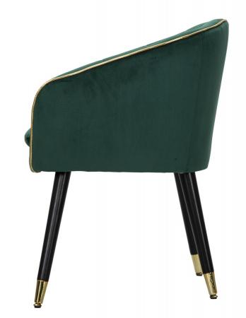 Fotoliu PARIS, verde, 62X58X78 cm, Mauro Ferretti3