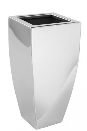 Ghiveci CUBE, inox, 35x17x17 cm,Fink [0]