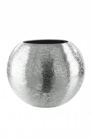 Ghiveci SULFURO, aluminiu, 51x46 cm0