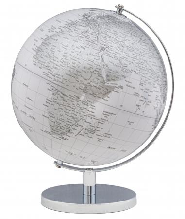 Glob alb/argintiu, CM Ø 25X34, Mauro Ferretti [5]