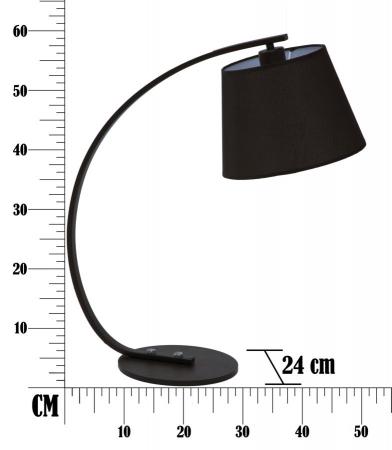 Lampa de masa BOW (cm) 24X55X604