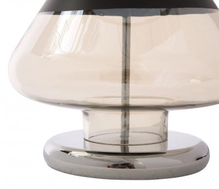 Lampa de masa ELEGANT-TWO negru (cm) Ø 36X602