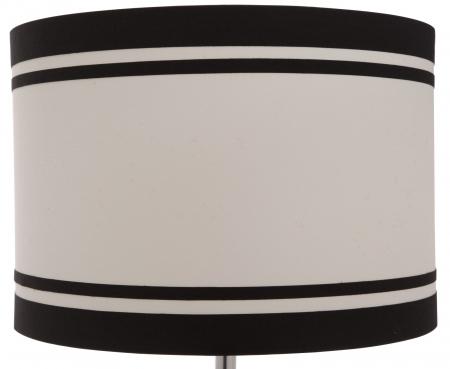 Lampa de masa ELEGANT-TWO negru (cm) Ø 36X603