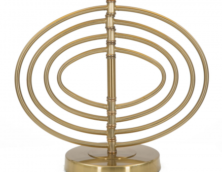 Lampa de masa GLAM FLUY (cm) Ø40X60,55