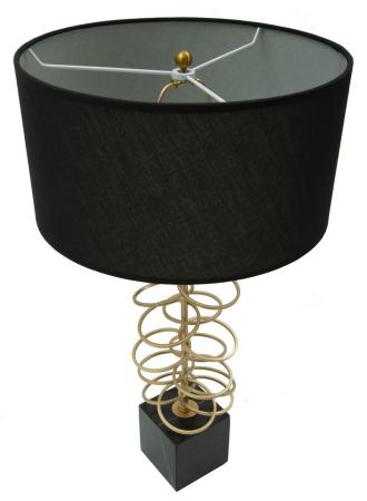 Lampa de masa GLAM RINGS (cm) Ø 35X624