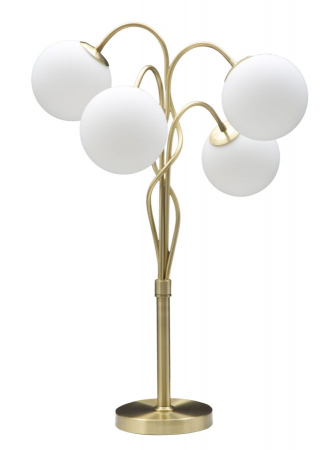 Lampa de masa GLAMY 4 surse (cm) Ø 53X740