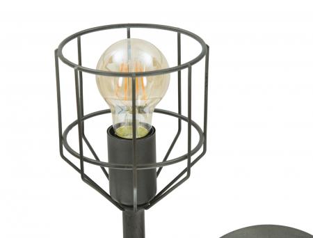 Lampa de masa INDUSTRY CLOCK (cm) 26X15X455