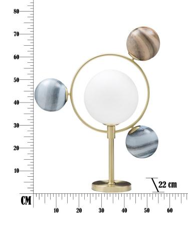 Lampa de masa UNIVERSO (cm) 54X22X747