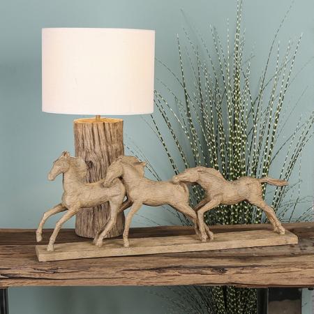 Lampa TRUNK, lemn, 50x26 cm1