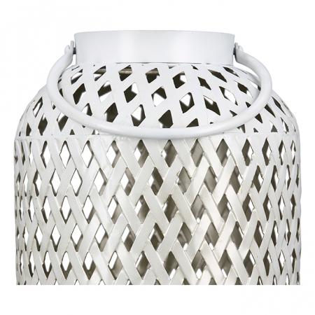 Lampa BIANCO, metal, 42x21 cm3