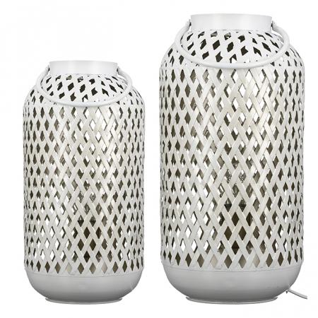 Lampa BIANCO, metal, 42x21 cm1