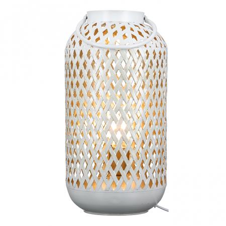 Lampa BIANCO, metal, 42x21 cm0