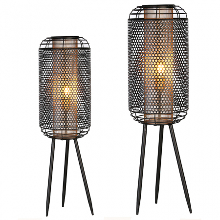 Lampa INDUSTRIAL, metal, 114x30 cm1