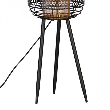 Lampa INDUSTRIAL, metal, 93x27 cm5