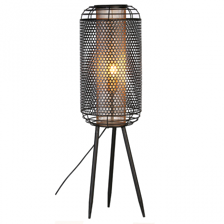 Lampa INDUSTRIAL, metal, 93x27 cm0