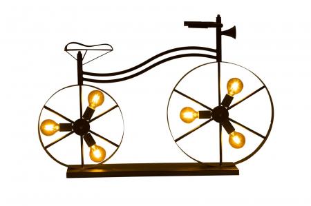 Lampadar  BICICLETTA (cm) 110X49X707