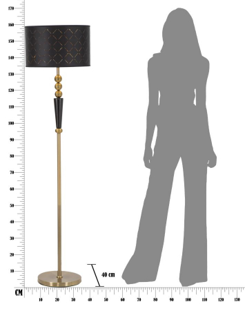 Lampadar  CONE (cm) Ø 40X1607