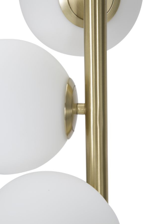 Lampadar  GLAMY DARK (cm) Ø 30x1603