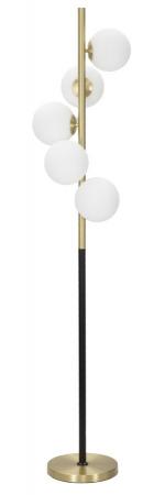 Lampadar  GLAMY DARK (cm) Ø 30x1600