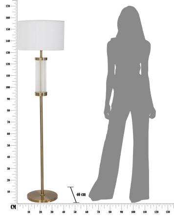 Lampadar  OTTOMAN (cm) Ø 40X1587