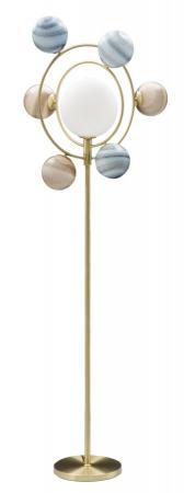 Lampadar  UNIVERSO (cm) 80X50X1950