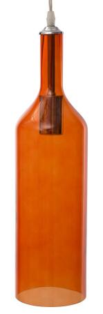 Lustra BOTTLE ORANGE (cm) Ø 11X431