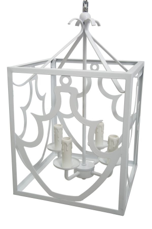 Lustra CAGE (cm) 30X30X501