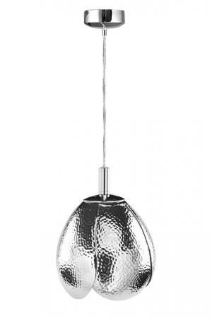 Lustra ELENOR, aluminiu placat cu nichel, 18x14 cm, Fink0