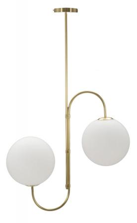 Lustra GLAMY DOUBLE (cm) 62X25X1000