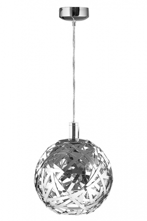 Lustra MOLA, placata cu nichel, 17 cm, Fink0
