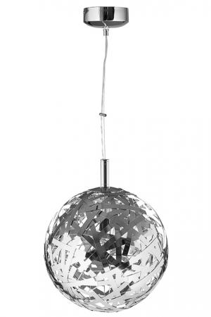 Lustra MOLA, placata cu nichel, 40 cm, Fink [0]