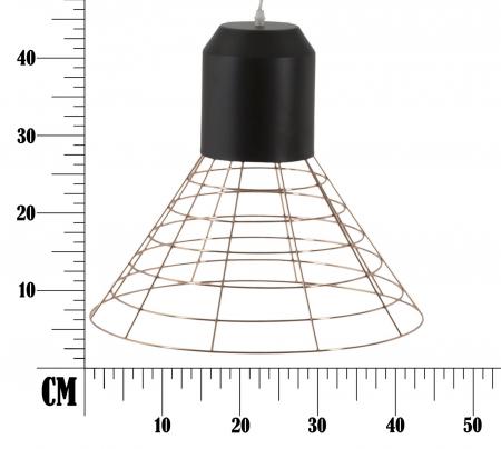 Lustra NET (cm) Ø 45X424