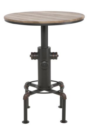 Masa de bar FIFTH AVENUE, 81.3X106.8 cm, Mauro Ferretti [1]