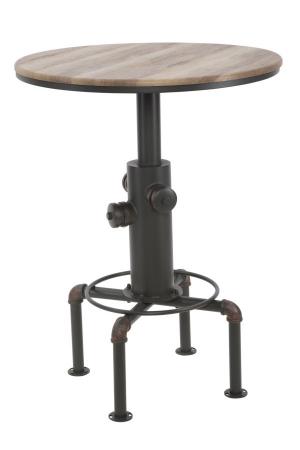 Masa de bar FIFTH AVENUE, 81.3X106.8 cm, Mauro Ferretti6
