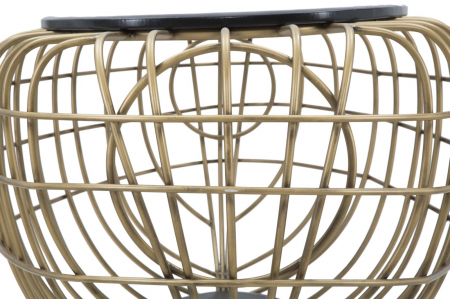Masa de cafea GOLD SPIDER, 119X75X55 cm, Mauro Ferretti [5]