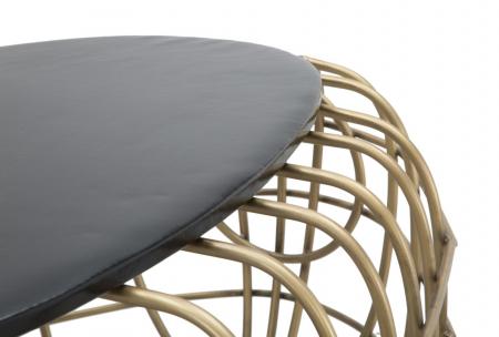 Masa de cafea GOLD SPIDER, 119X75X55 cm, Mauro Ferretti [7]