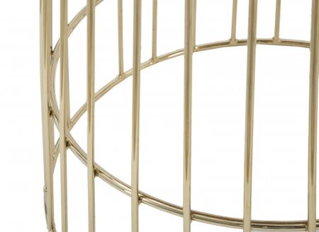 Masuta de cafea EMPIRE, 60X63 cm, Mauro Ferretti [3]