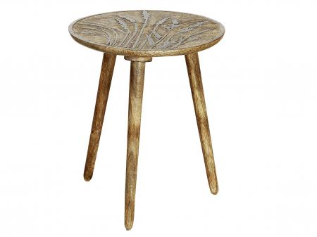 Masuta GRASER, lemn, 48x40 cm [0]