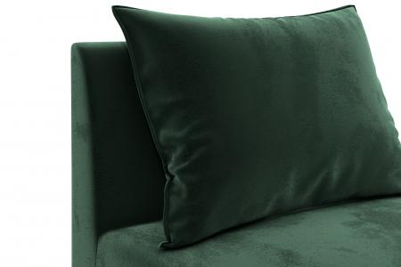 Modul de mijloc Tina, Verde inchis, 105x82x88 cm4