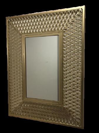 Oglinda CHAMBORDS, metal, 80x60x1.5 cm1