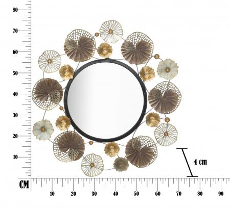Oglinda CIRCLY (cm) 71,5X4X73,56
