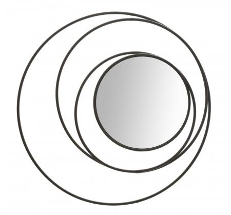 Oglinda DARK (cm) Ø 80X31