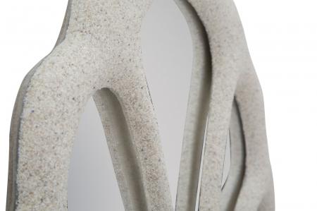 Oglinda de perete CONCHIGLIA CM 40.5X2.3X37.3 cm, Mauro Ferretti5