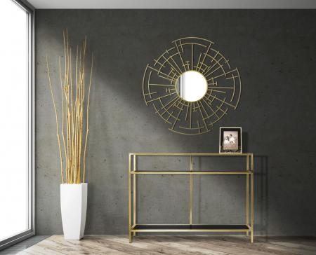 Oglinda de perete DIXY, 105X2 cm, Mauro Ferretti7