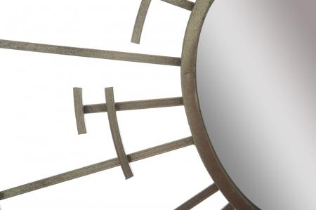 Oglinda de perete DIXY, 105X2 cm, Mauro Ferretti2